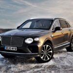 Bentley Bentayga V8 test 2021