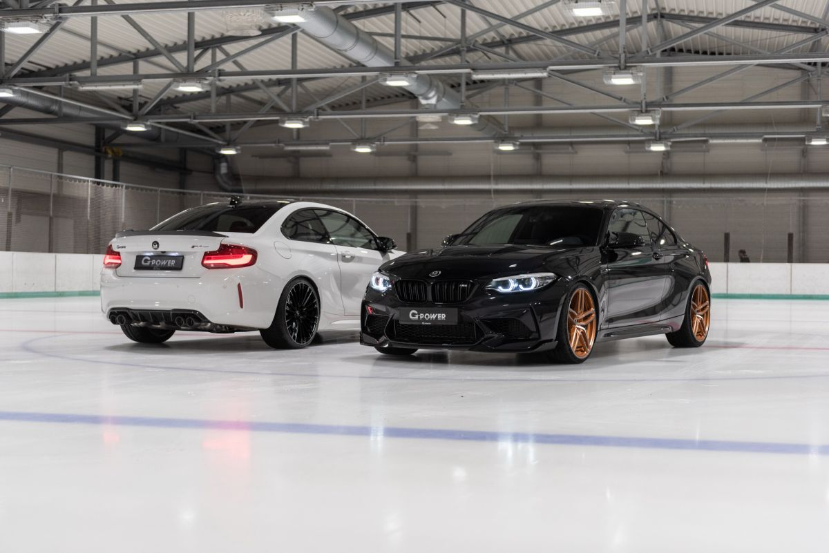 BMW M2 CS G-Power 2021