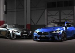 BMW M4 G82 different grill