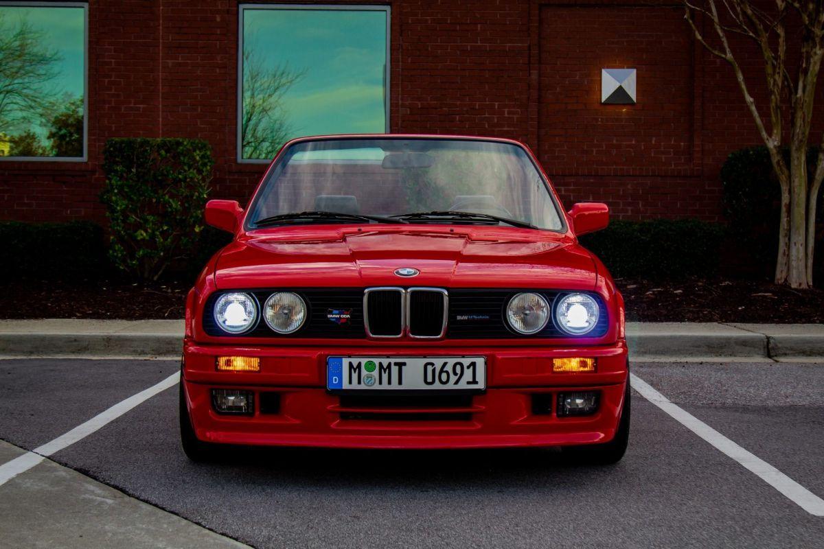 BMW E30 Cabrio for sale