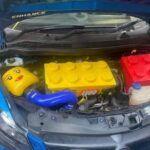 LEGO engine