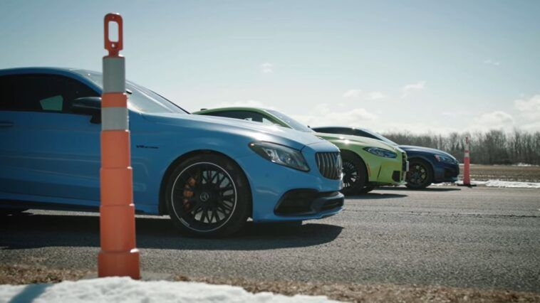 M4 Competition vs RS5 vs C63s