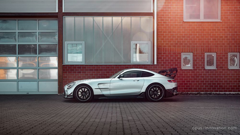 Mercedes-AMG GT Black Series Opus Automotive