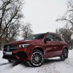 Mercedes-Benz GLE 400 d 4MATIC test