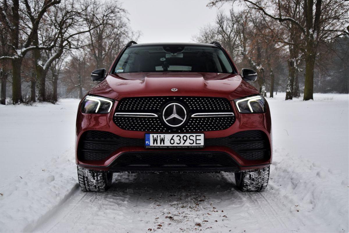Mercedes GLE ceny