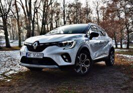 Renault Captur E-TECH Plug-in Hybrid test