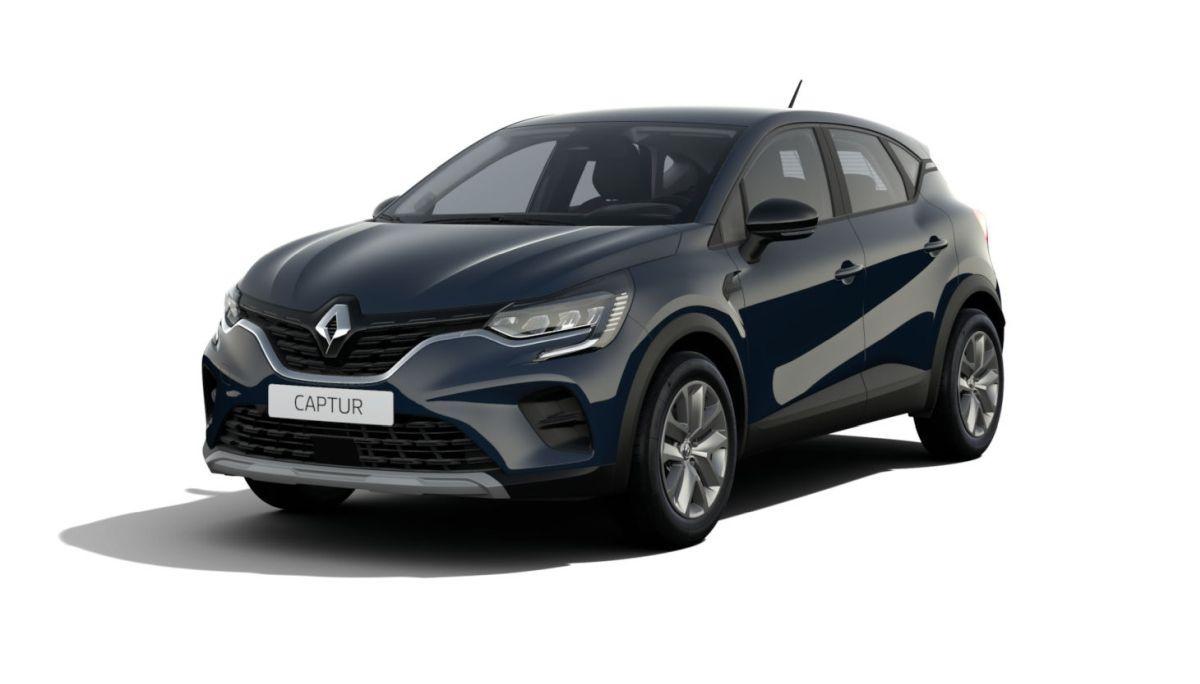 Renault Captur za70k