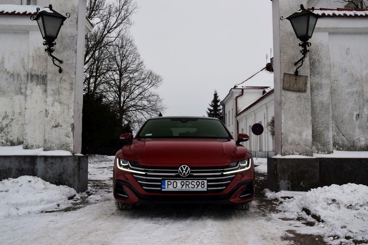 Volkswagen Arteon ceny