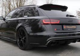 Audi RS6 700 KM
