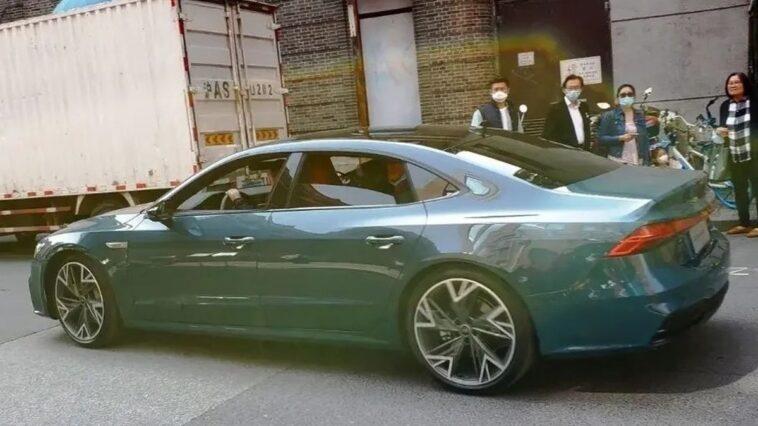 Audi A7 L no official