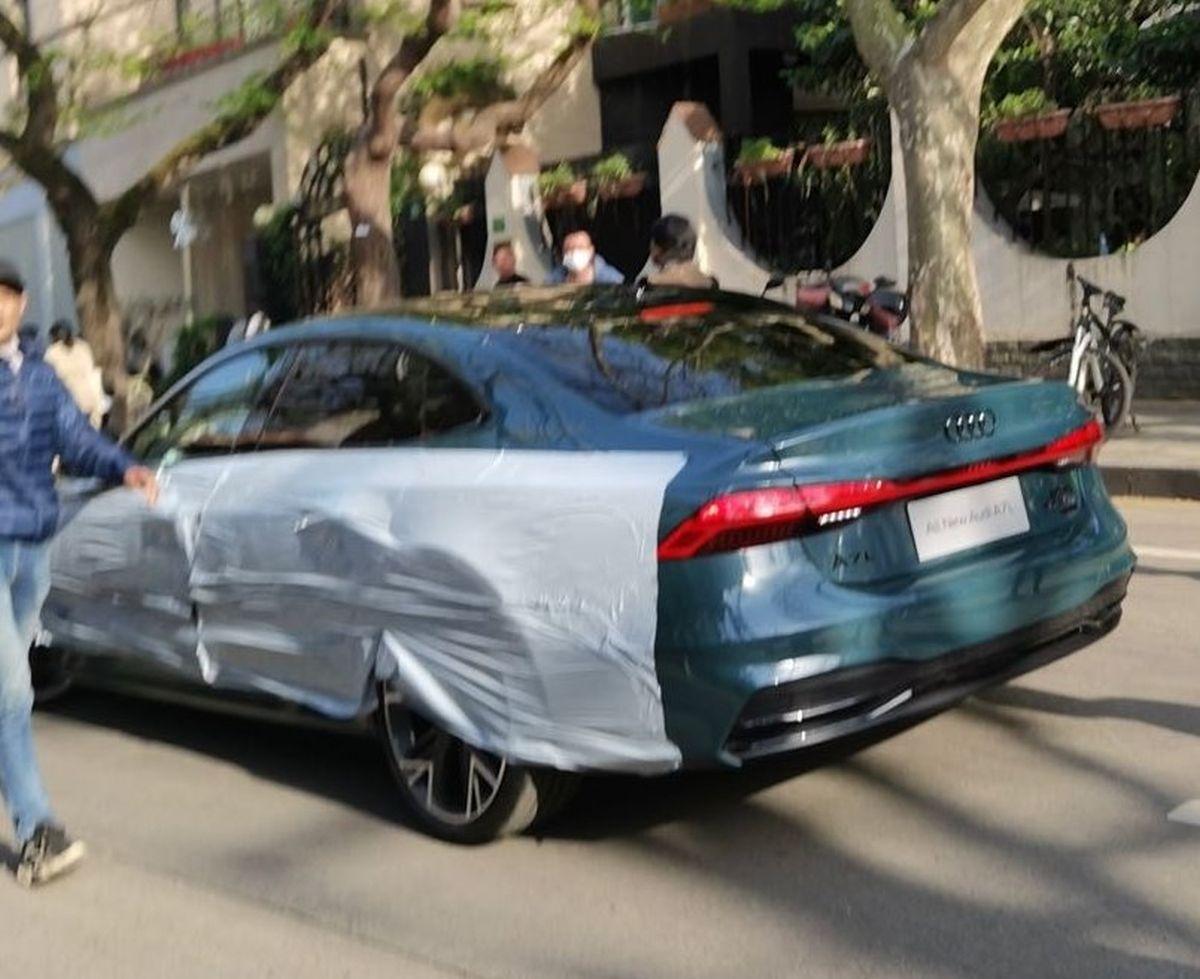 Audi A7 Long version