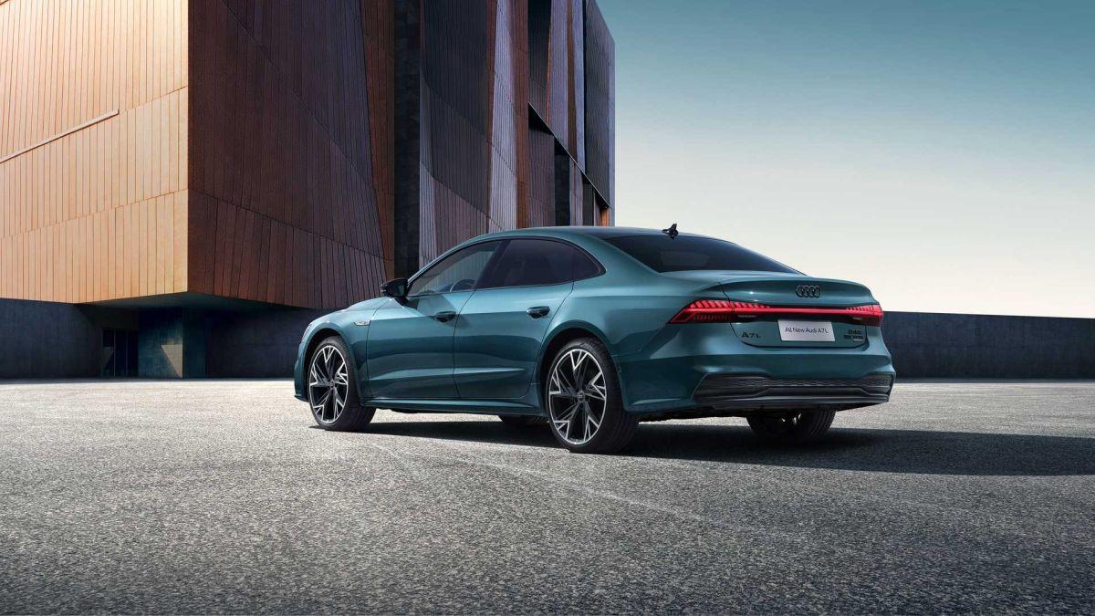Audi A7 Long 2021