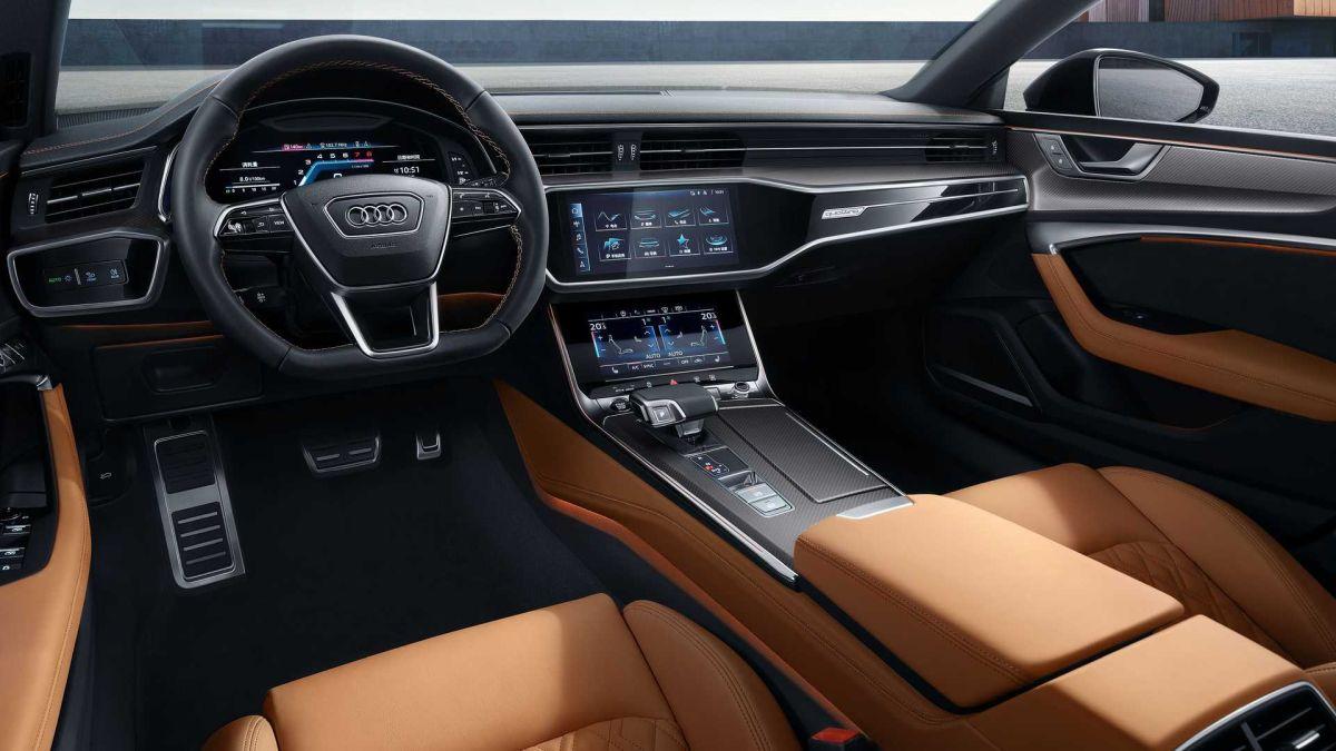 Audi A7L produkcja