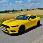Ford Mustang wyniki sprzedaży 2021
