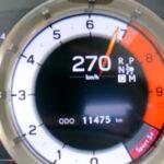 Lexus LC 500 CV acceleration