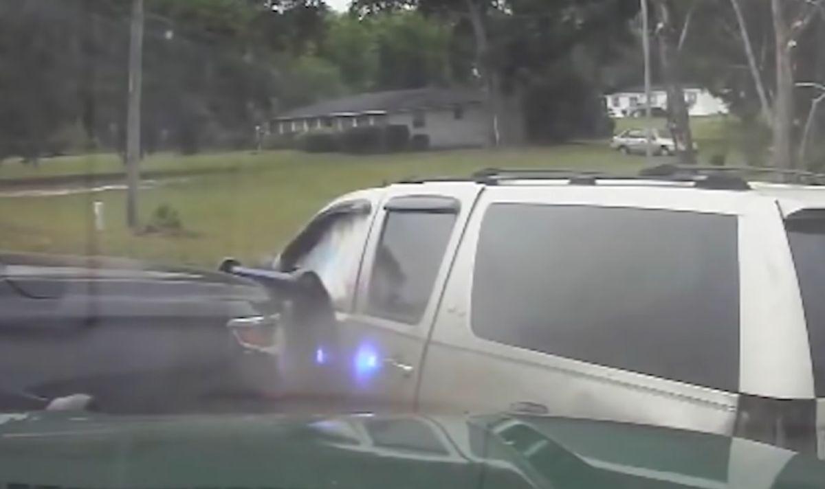 Policyjny pościg na Florydzie