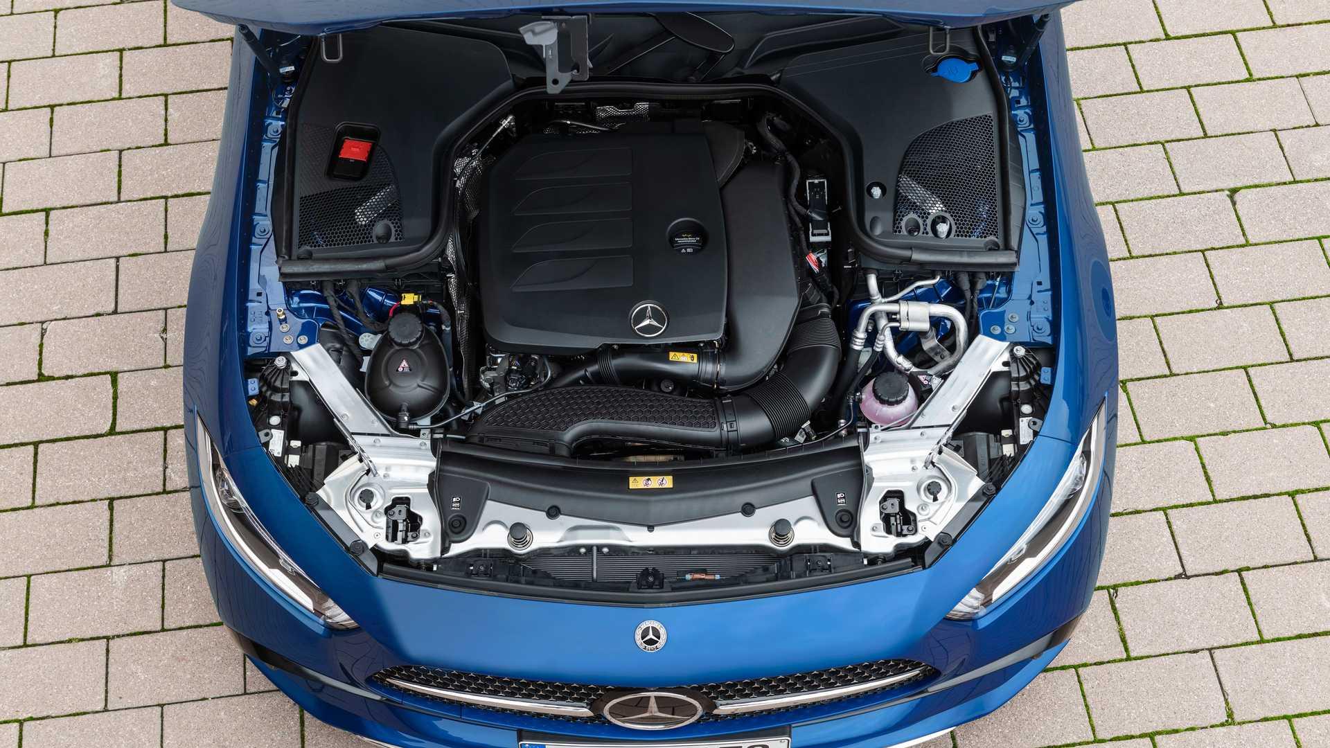 Mercedes-AMG CLS 53 silnik