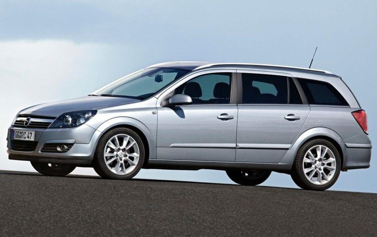 Opel Astra za 15 tysięcy