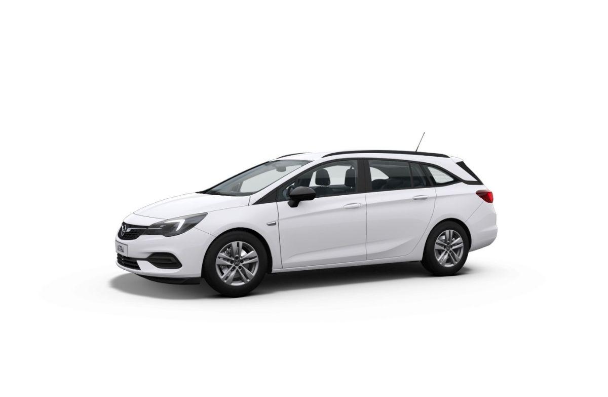 Opel Astra Sports Tourer za 90 tysięcy