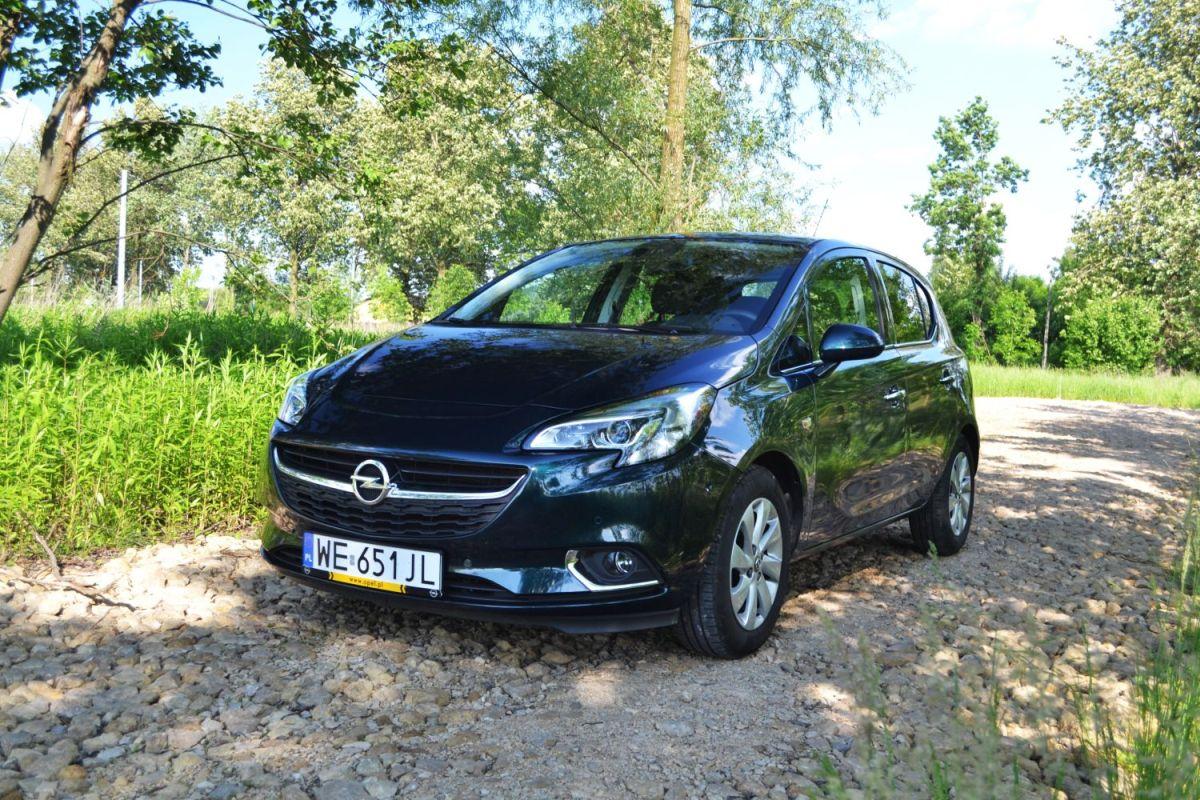 Opel Corsa za 25 tysięcy
