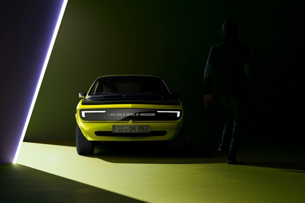 Opel Manta EV