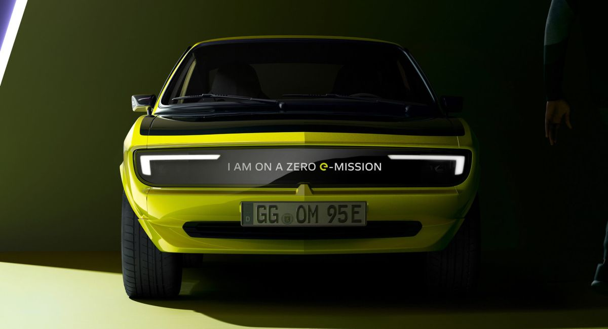 Opel Manta 2021