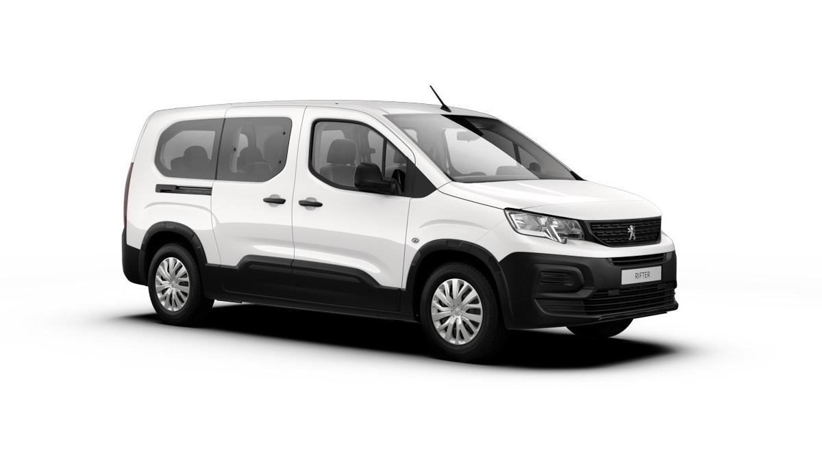 Peugeot Rifter za 90 000 złotych