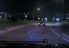 Nieudany pościg za kierowcą BMW