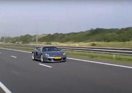 Porsche Carrera GT top speed