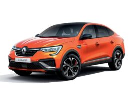 Renault arkana cennik 2021