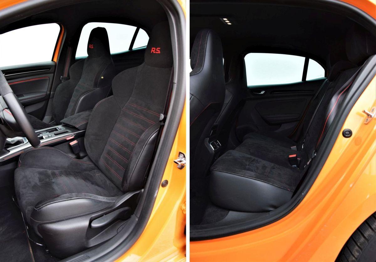Kabina Megane RS 2021