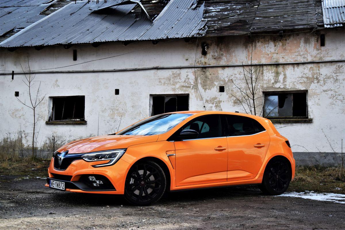Renault Megane R.S. ceny
