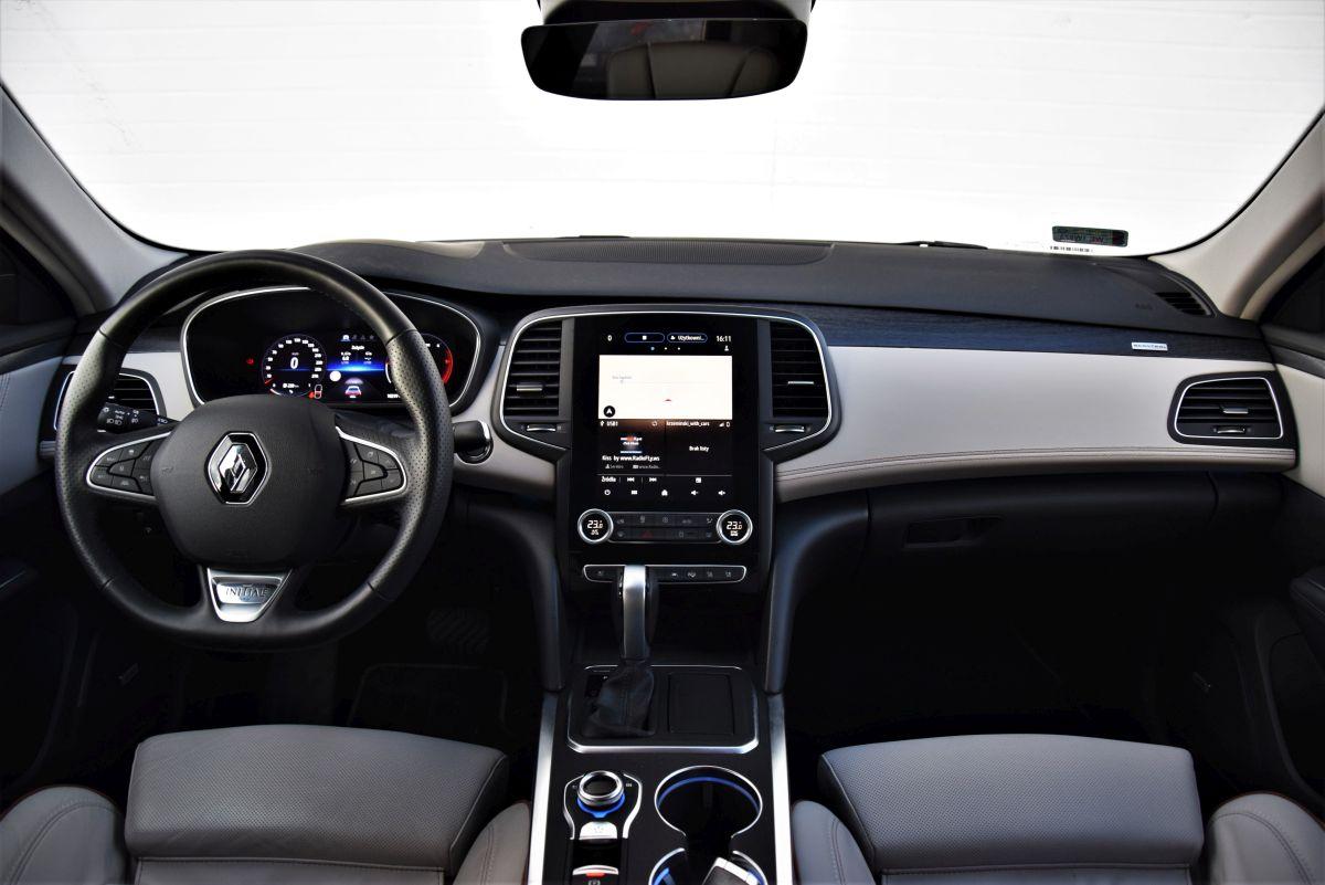 Renault Talisman fl interior
