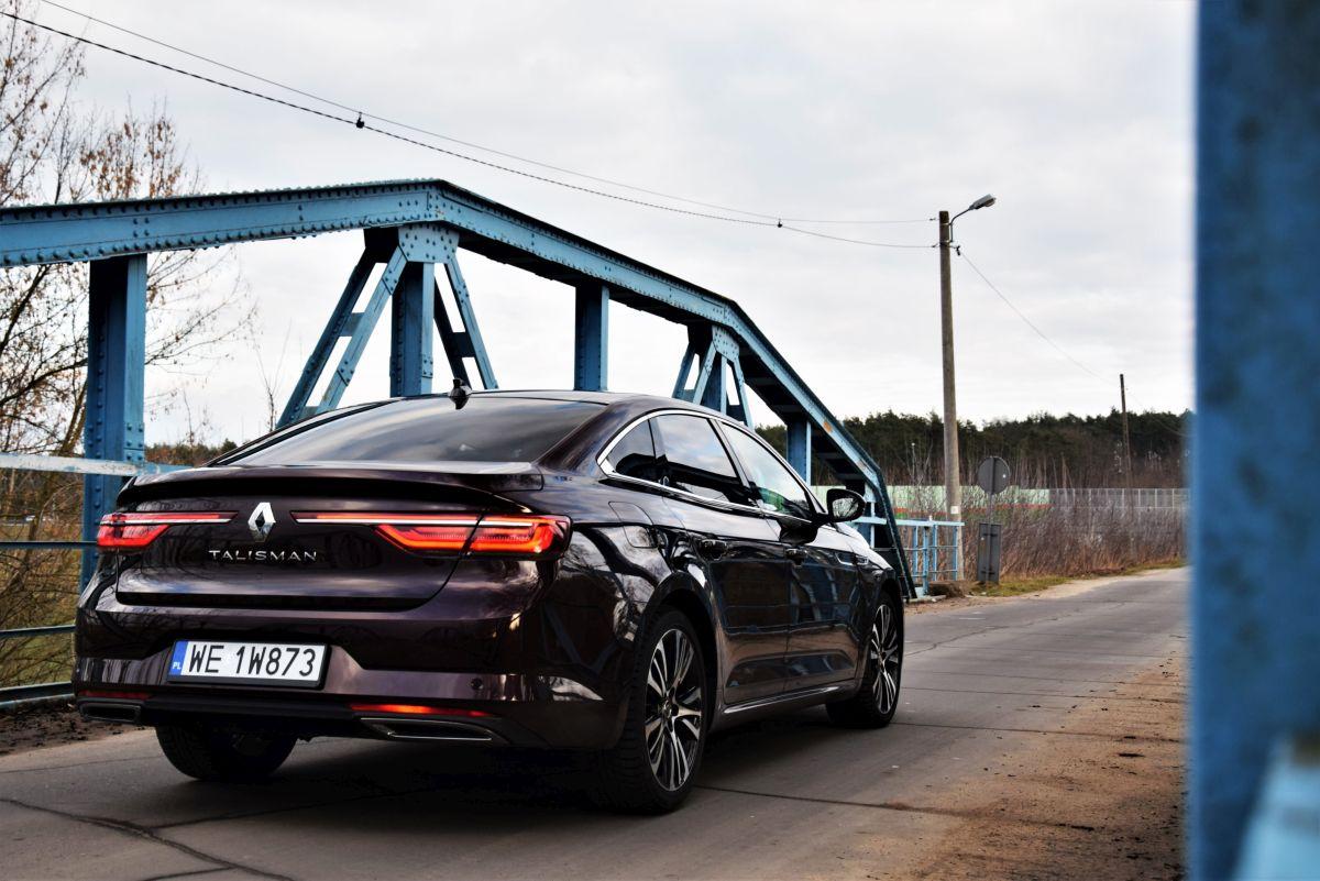 Renault Talisman opinie