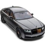 Rolls Royce Ghost Mansory 2021