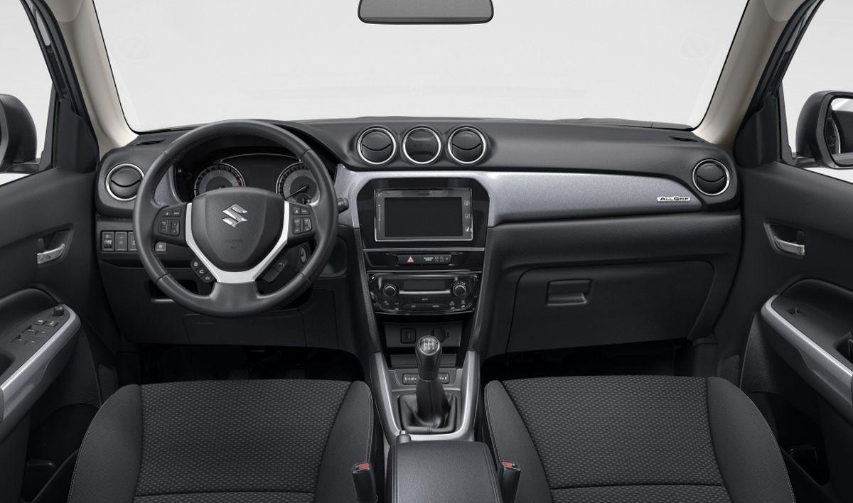 Suzuki Vitara Premium - wnętrze