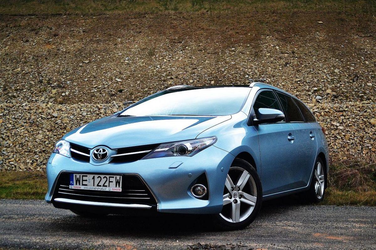 Toyota Auris za 40 tysięcy złotych