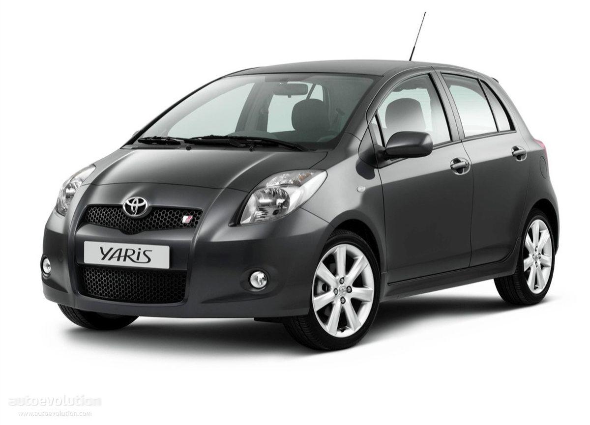 Toyota Yaris za 15 000 zł
