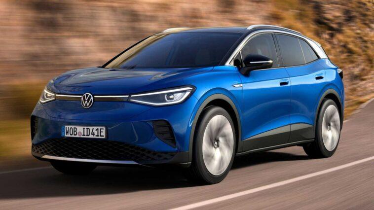 Volkswagen ID.4 WCOTY 2021