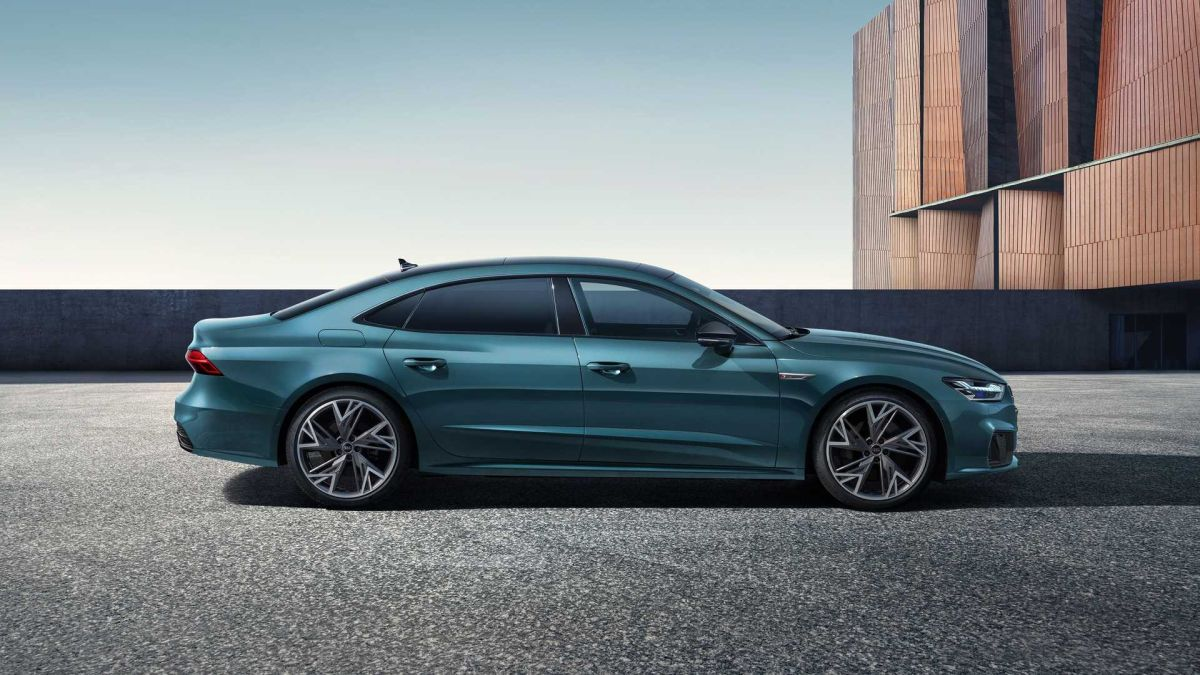 Audi A7L 2021
