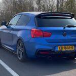 BMW M135i acceleration