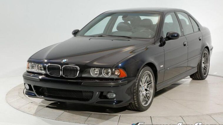 Najdroższe BMW M5 E39
