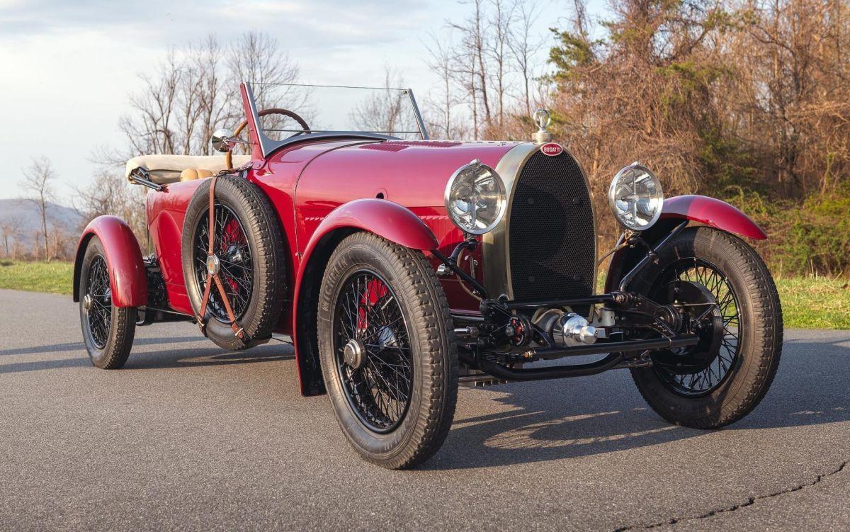 Bugatti Type 38A Grand Sport for sale