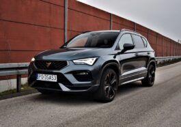 CUPRA Ateca facelift test