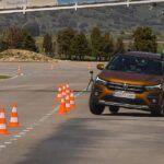 Dacia Sandero Stepway test łosia 2021