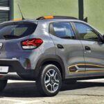 Dacia Spring cennik 2021
