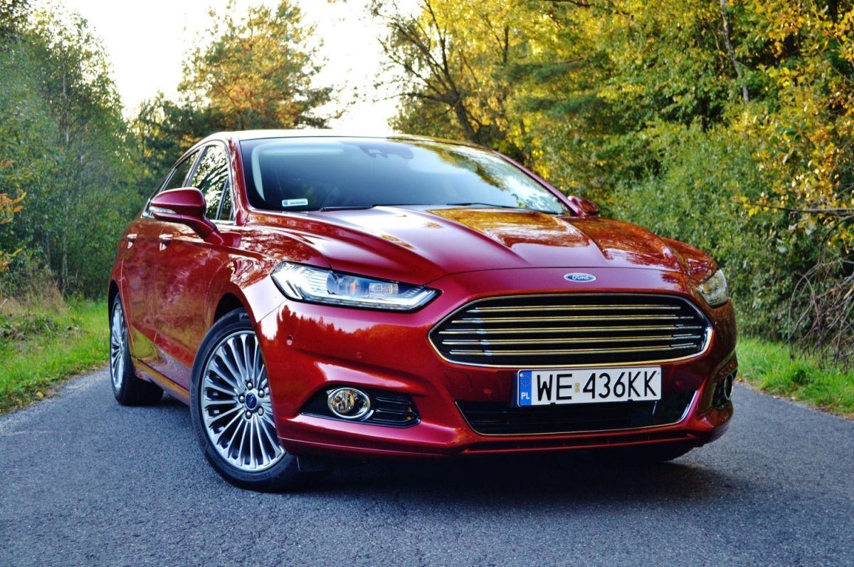 Ford Mondeo za50 tysięcy