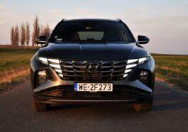 Hyundai Tucson HEV test