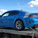 Dodge Charger Hellcat fail