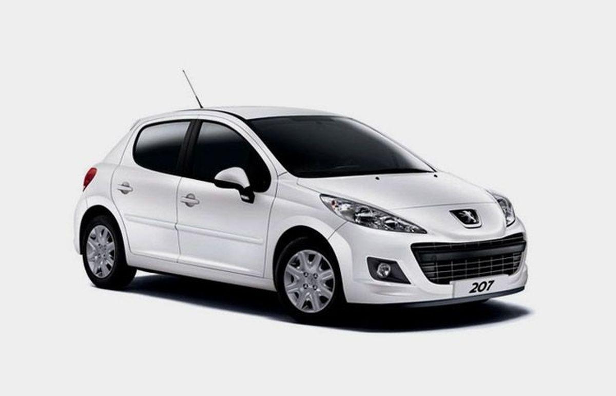 Peugeot 207 za15 tysięcy złotych